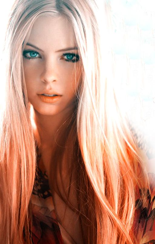 Pastel Dip Dyed Ombre Hair  Dyed Hair Amp Pastel Hair  Pinterest  Beauti