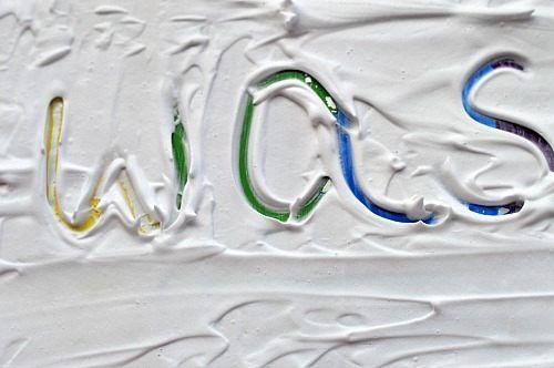 The NEW Rainbow Writing - sight word practice