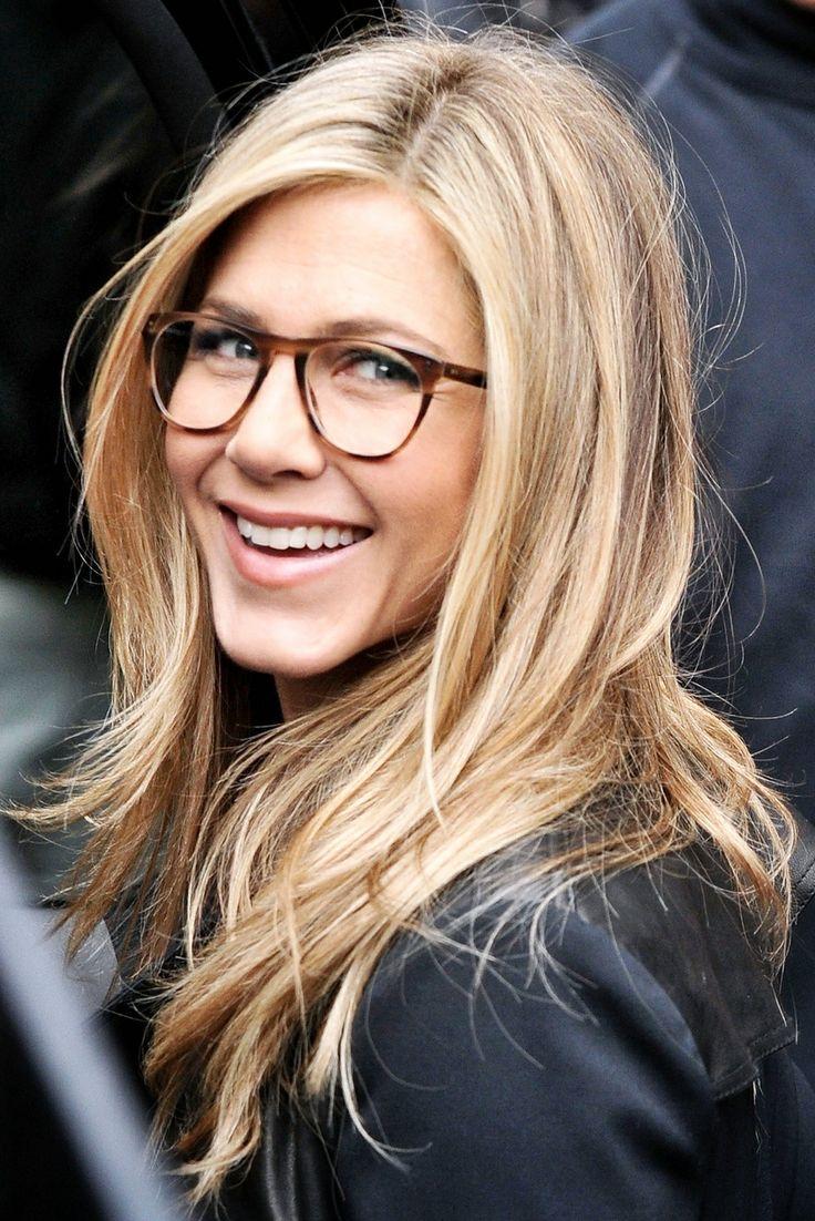 Jennifer Aniston // Blonde // Highlights // Honey // Wheat // Golden // Butter