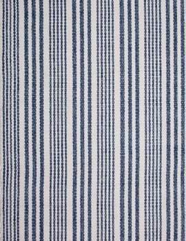 Lenox Denim/White Rug beach-style-area-rugs