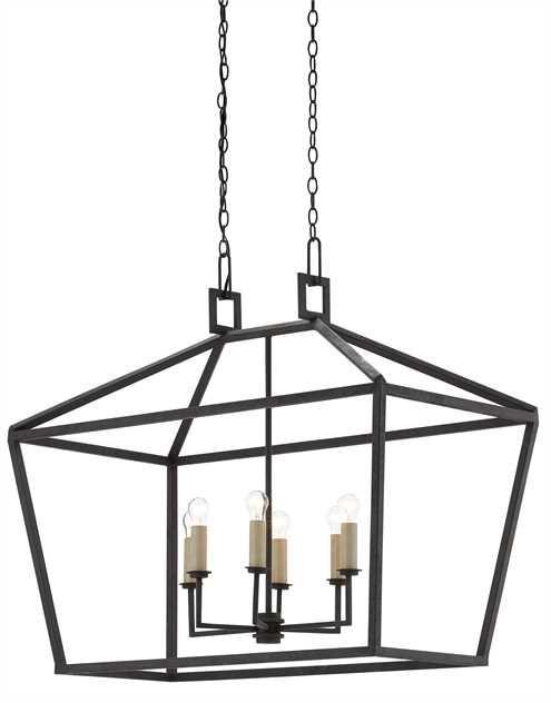 Denison Rectangular Lantern Wrought Iron Light Fixtures Outside Light Fixtures Light Fixtures