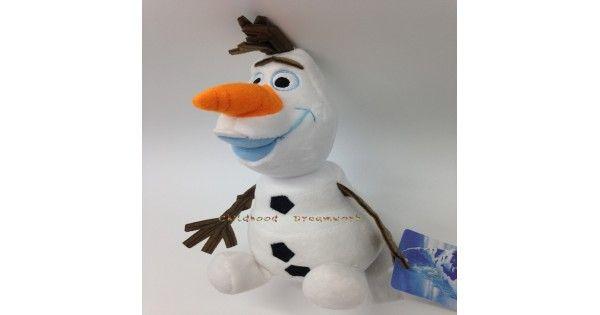 Peluche de Olaf 23 cm muñeco de nieve de la pelicula Frozen para niños