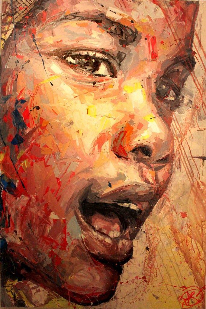 Henri Lamy est un peintre français de 27 ans spécialisé dans la peinture à l'acrylique. Il utilise des techniques comme le glacis et le dripping, inspiré par les oeuvres de Jackson Pollock. Il réalise également de formidable reliefs au couteau à palette. Ses portraits semblent abstraits de près mais bien plus figuratifs quand on s'en […]