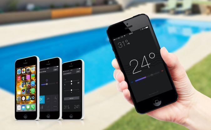 IQ riadenie bazéna predstavuje unikátnu technológiu od spoločnosti Delfino, ktorá slúži na diaľkové ovládanie keramického bazéna a jeho príslušenstva.