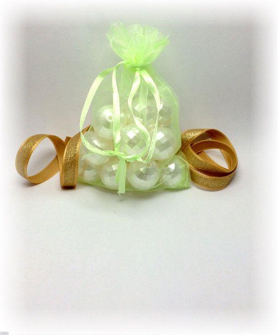 Wedding Favor Ideas Organza Bags : Organza Bags, favors, diy ideas, wedding gift bags, packaging for ...