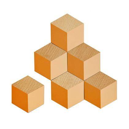 Areaware 3D Tegel Onderzetters - set van 6 kopen? Bestel bij fonQ
