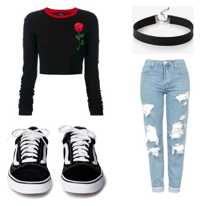 My First Polyvore Outfit by skylardiangelo on Polyvore featuring polyvore fashion style County Of Milan Topshop Express clothing