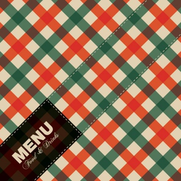 tablecloth background vector
