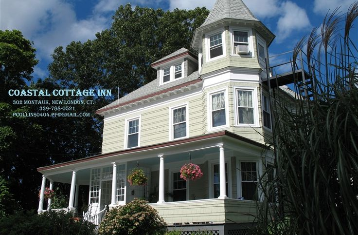 Coastal Cottage Inn in New London, Connecticut | B&B Rental