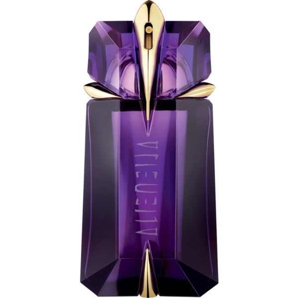 Thierry Mugler Alien Eau de Parfum Spray ($70) ❤ liked on Polyvore featuring beauty products, fragrance, perfume, beauty, perfume fragrances, spray perfume, edp perfume, thierry mugler and thierry mugler fragrances