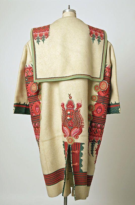 Europe - Hungary, szur (coat)