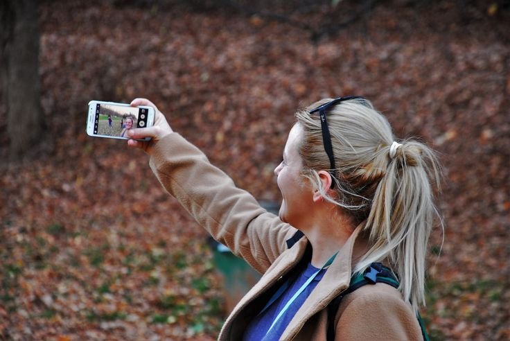 Los Bloggers e Influencers te Enseñan Cómo Salir bien en un Selfie