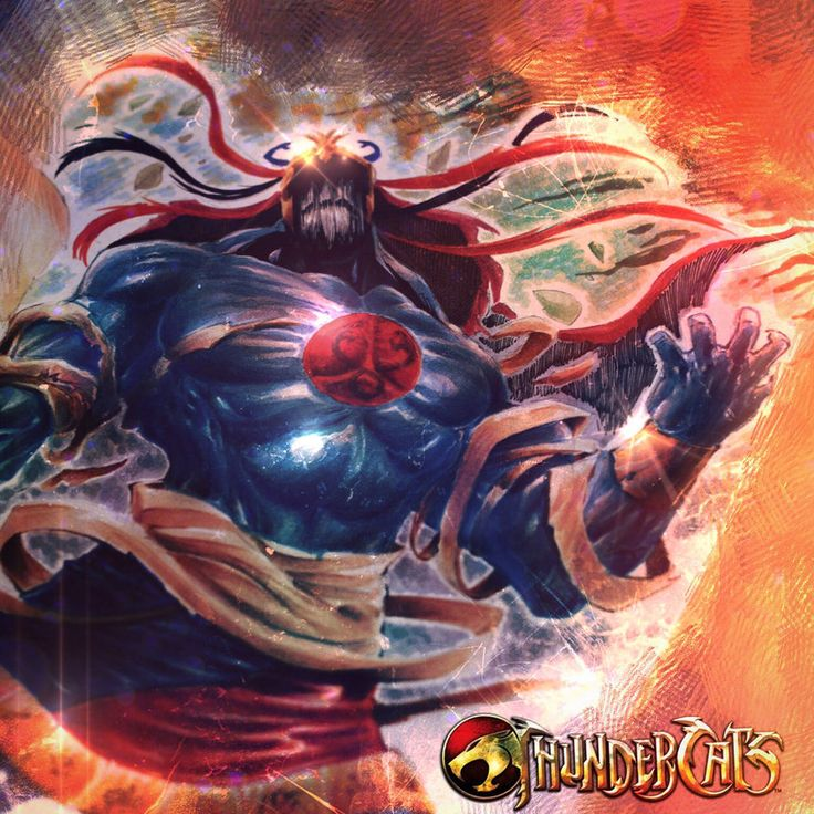 Thundercats Mumm Ra by StevenSanchez on DeviantArt