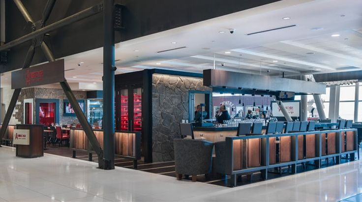 Un #voyage en vue cet hiver ? Passez nous voir à #Aéroport Montréal-Trudeau Airport avant votre départ ! #restaurant