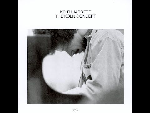 Keith Jarrett - The Köln Concert (full album / solo piano improvisations performed at the Opera House in Cologne on January 24, 1975)