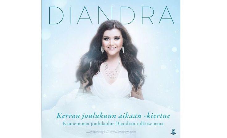 Diandra - Kerran joulukuun aikaan - Rauma-sali, Rauma - 15.12.2016 - Tiketti