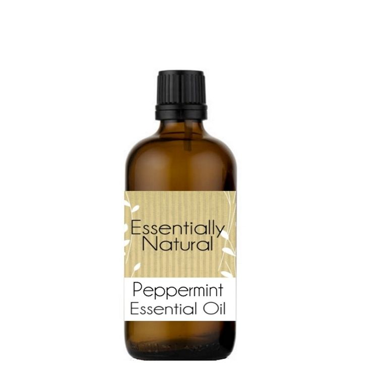 Peppermint Essential Oil is refreshing with its menthol scent, and will open up your passages. Dab on your neck to cool off on a hot day.