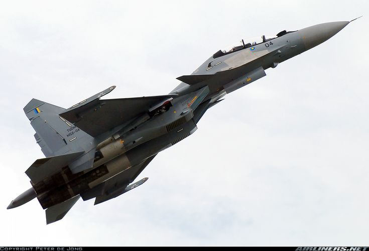 Royal Malaysian Air Force (TUDM) Sukhoi Su-30MKM