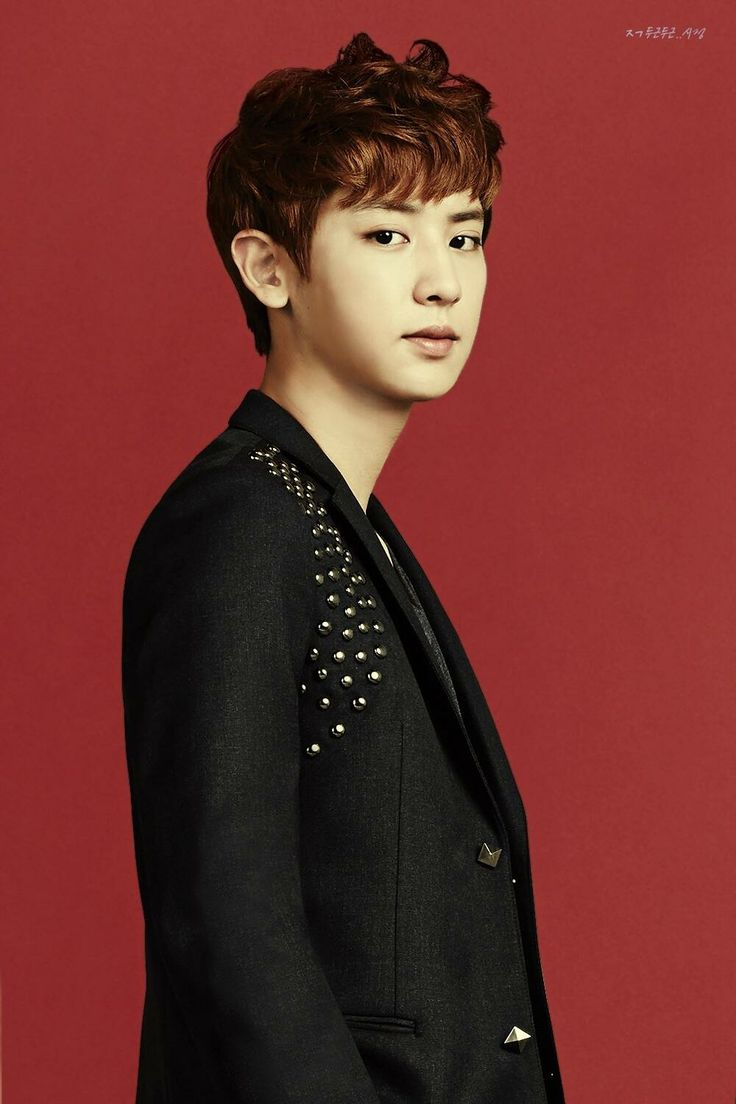 CHANYEOL - Ivy Club Poster cr: SeoJeong