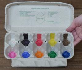 barvičkovník I.- třídění barev