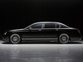 WALD Bentley Continental Flying Spur Black Bison Edition '2010