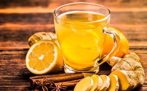 Gyömbér tea készítése - recept