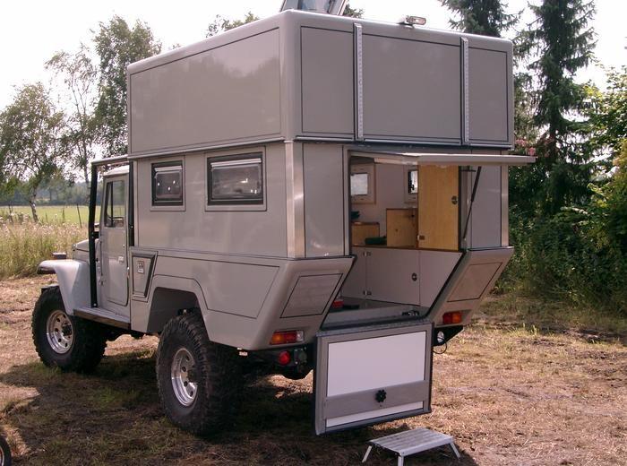 Wohnmobil-Box