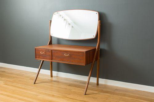 Danish Modern Vanity by Torben Strandgaard