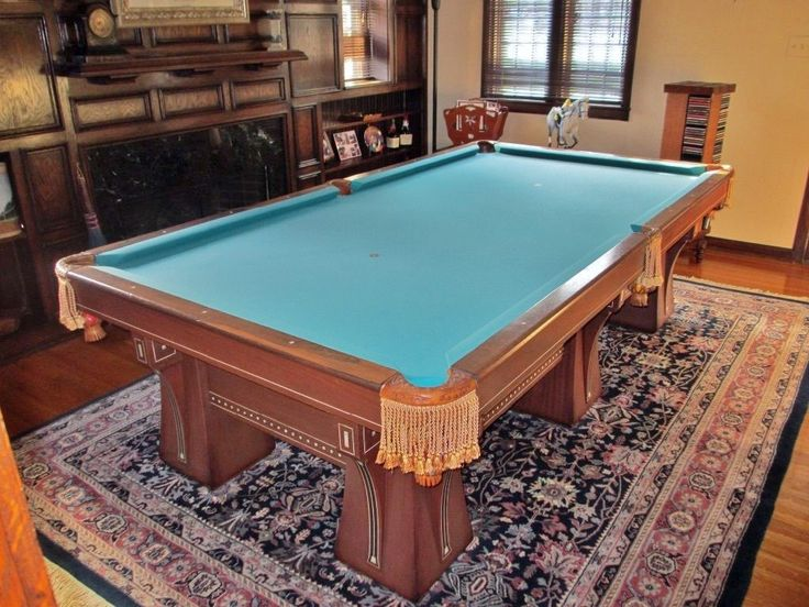 Pool Table, Find it on www.foundyt.com
