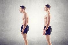 Körperhaltung verbessern: Gerade Haltung in 10 Schritten. Die richtige Körperhaltung schützt vor Rückenschmerzen, Bandscheibenvorfall und Verspannungen.