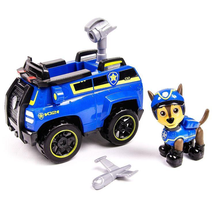 """Patrulla Canina - Chase Spy - Vehículo y Figura - Vehículos - Otros Vehículos - Toys""""R""""Us"""