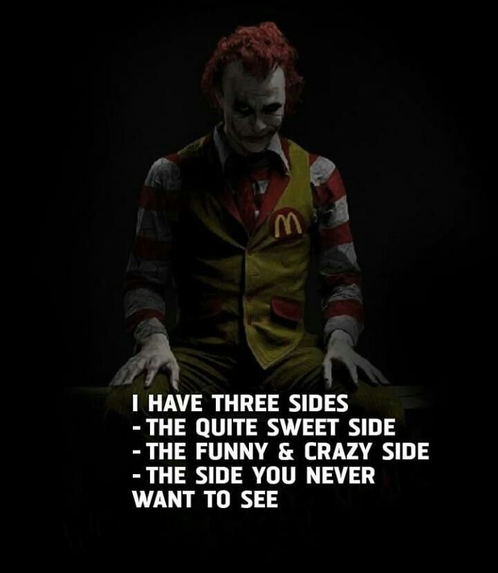 I M Not Kidding Being Honest With Images Villain Quote Joker