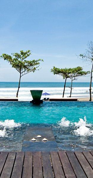 Beach it in #Bali. #Travel #beach #wanderlust #tour #trip #vacation #holiday #adventure #place #destinations