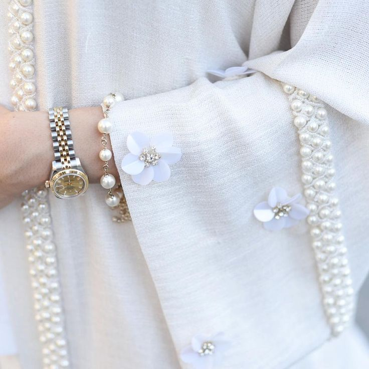 Quality is everything. This is our last piece in stock! #Qabeela #details #sauditrends