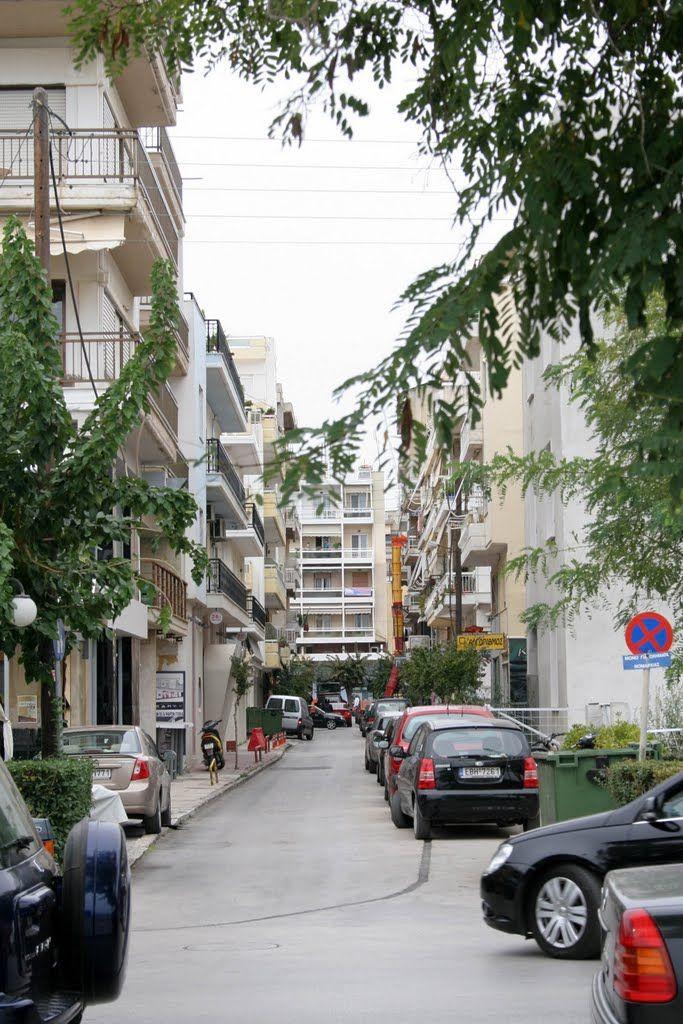 Улица в Александруполис - A street in Alexandroupolis Photo from Alexandroupoli in Evros | Greece.com