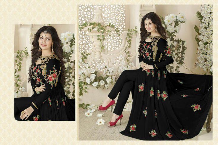 Anarkali Indian Pakistani Designer Bollywood Salwar Kameez Dress TK AONH 04. #KhodiyarFashion #DesignerDress