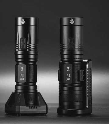 """La Nitecore R40 es la última linterna led recargable de Nitecore con una luz más brillante, más lejos y más largo alcance que el anterior Nitecore R25.Esta poderosa linterna ofrece una potencia máxima de 1000lumencon 5 niveles de brillo, además de 3 modos especiales, todo ello desde un LED CREE XP-L HI V3. El reflector … Continuar leyendo """"Linterna Nitecore R40 Recargable"""""""