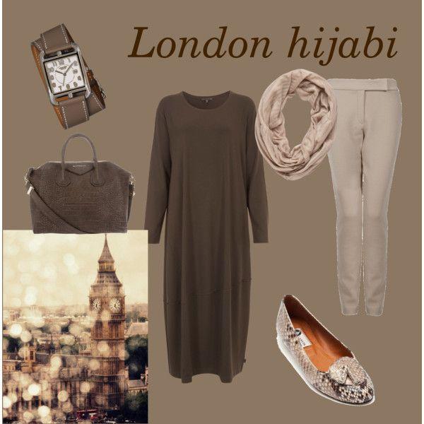 """London hijabi"""