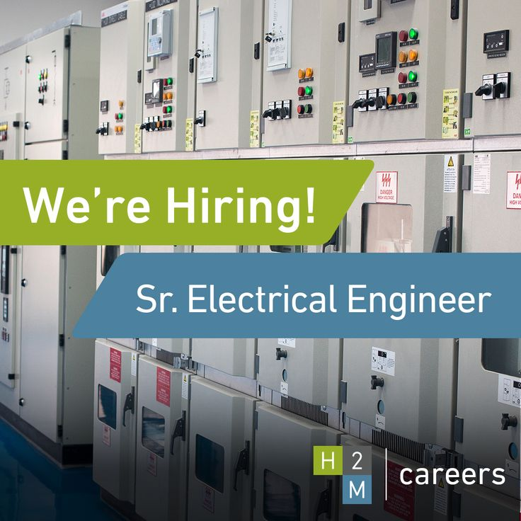 We're seeking a Senior Electrical Engineer in NYC and Westchester, NY, with 6+ years of experience.  Job Description: Ideal candidate will execute electrical engineering design work for both public and private clients. They will also coordinate the efforts of both in-house and outside teams in regards to who handles power generation, distribution, low voltage, lighting, communication, fire alarms, and security system designs.   For more information, please visit: www.h2m.com/Careers #H2M
