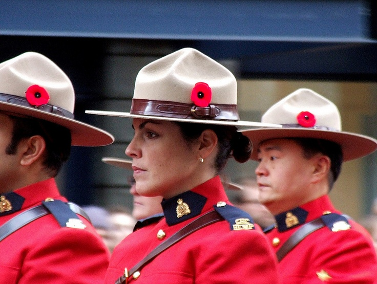 RCMP......the rampant Canadian discrimination against white males personified to Canada's shame. ALL , including white males, should have equal opportunity!!
