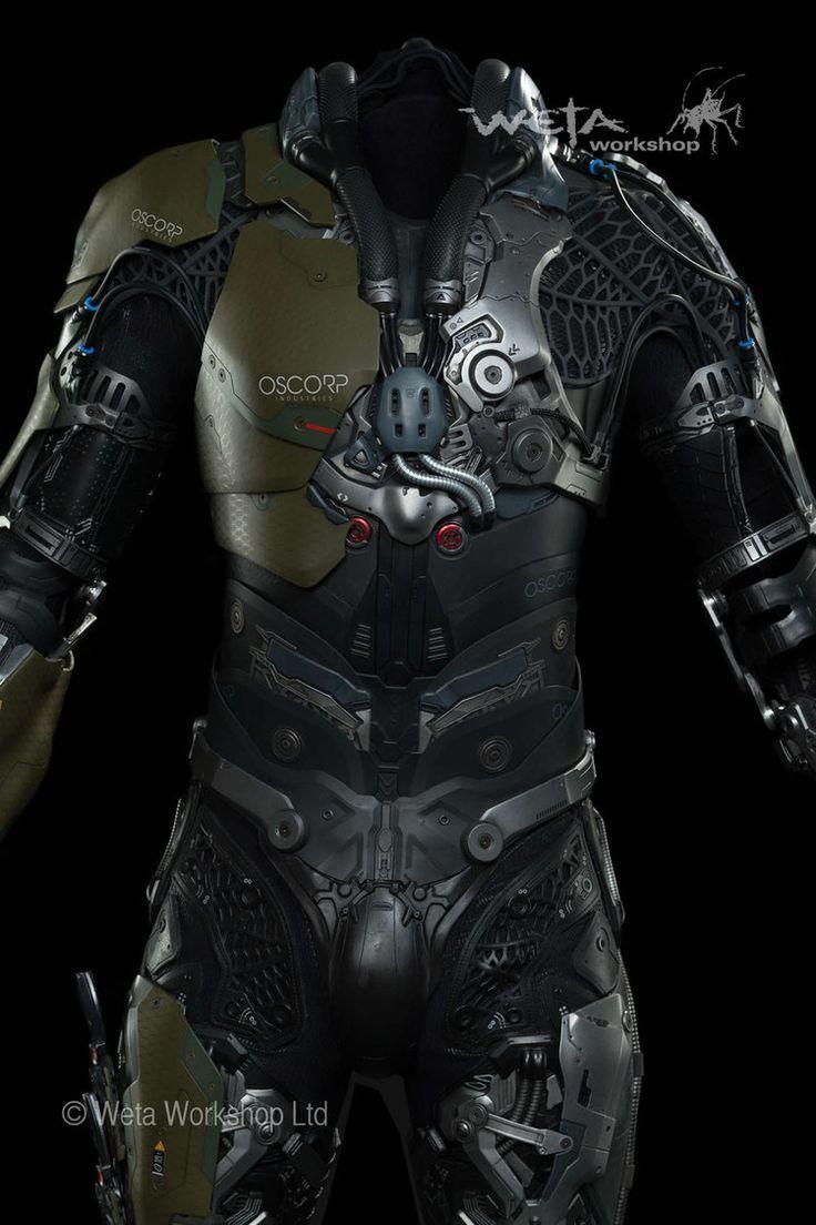 green goblin armor parte 1   duende verde   Pinterest ...