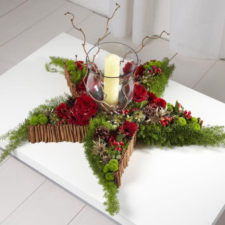 Christmas OASIS® FOAM FRAMES® 5 Point Star