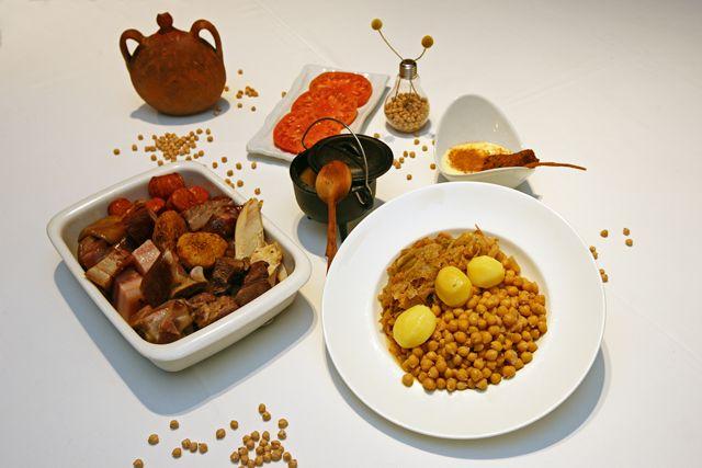 León Capital de la Gastronomía- Cocido Maragato