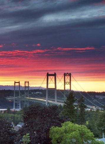 #Tacoma Narrows Bridge in Tacoma, WA  -  Easily find the best price and availabilty from vacationtravelogu... We guarantee it.  -  wp.me/p291tj-7d