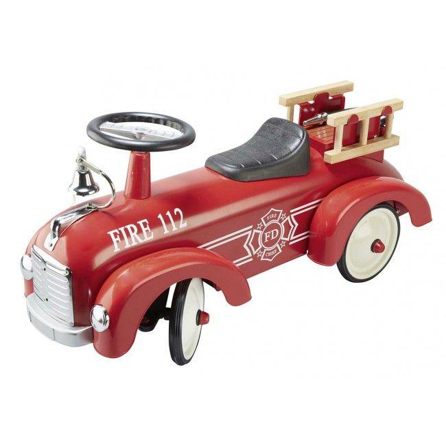 Sparkbil Speedster Fire Brigade - Etrendstore.se
