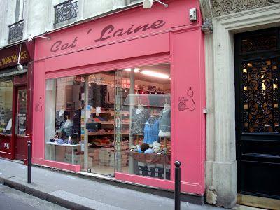 cat laine boutique destock paris laine