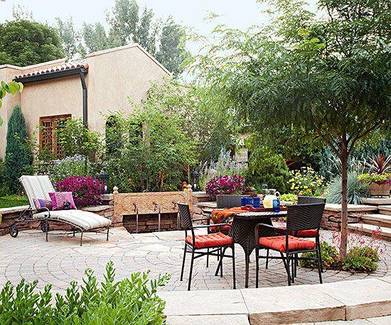 25+ beautiful Circular patio ideas on Pinterest   Nice ...