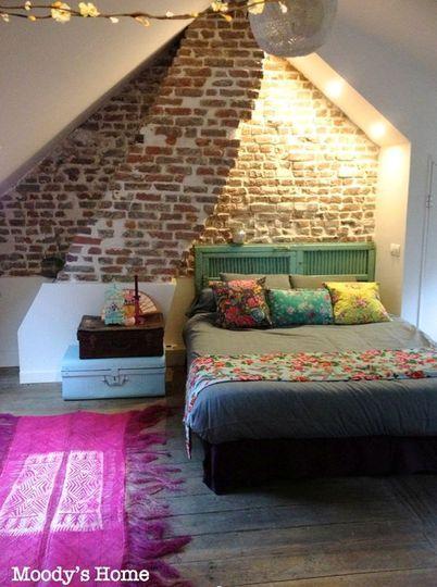 Déco chambre adulte photo - CôtéMaison.fr