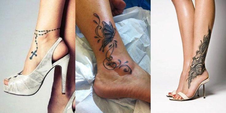 Tatuaggi-caviglia