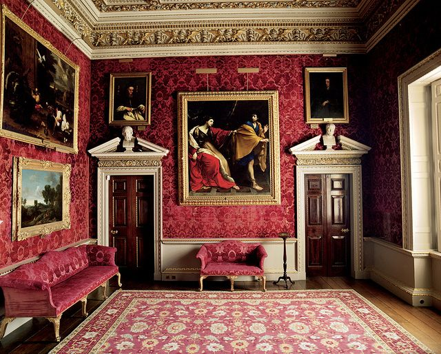 South Dining Room 2A by Holkham Estate